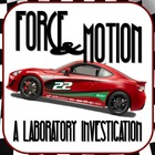 Force, Work, & Motion Laboratory Investigation