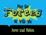 Force and Motion Complete Unit