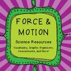 Force and Motion Resources