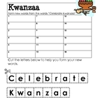 Form a Word: KWANZAA