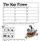 Form a Word: THE MAY FLOWER
