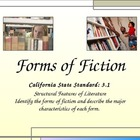 Forms of Fiction Review