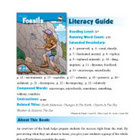 Fossils Literacy Guide