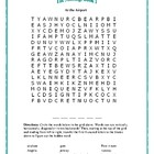 Found--The Missing: Book 1; 6 Word Searches w/Hidden Messages!