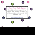Four FREE math games