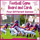 Four Football Themed Games