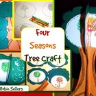 Four Seasons Craft: {Changing Seasons Tree Craftivity}