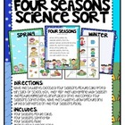 Four Seasons Science Sort
