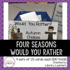 Four Seasons Would You Rather