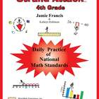 Daily Common Core Math Worksheets for 4th Grade