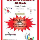 Common Core Math - 4th Grade | Daily Math Worksheets