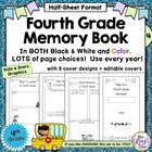 Memory Book {Fourth Grade:} Tales of a Fourth Grade Someon