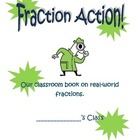 Fraction Action Classroom Book