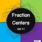 Fraction Centers - Set #1