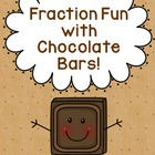 Fraction Fun with Hershey Bar Printables