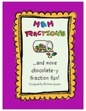 Fraction Fun with M&Ms and Chocolate Bars!