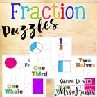 Fraction Puzzle Fun