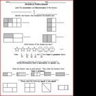 Fraction Review Homework Sheets and Assessment Bundle