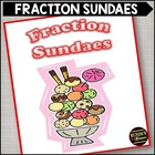 Fraction Sundaes