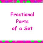Fractional Parts of A Set Flipchart