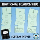 Fractional Relationships Sort