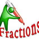 Fractions 10 Pages of Practice (191 questions)
