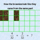Fractions & Brownies: Why We Need Common Denominators to A