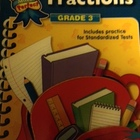 Fractions Grade 3 Workbook