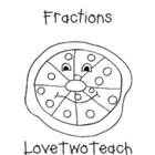 Fractions:  Math Center Fun