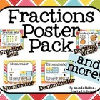 Fractions Posters Pack