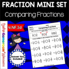 Fractions Worksheet : Comparing Fractions