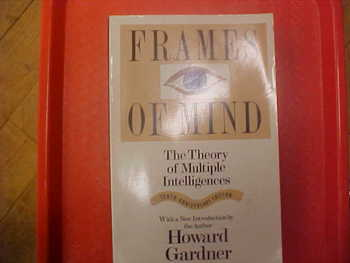 """Frames of Mind"" by H. Gardner"