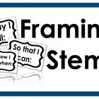 Framing Stems Sign