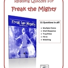 Freak the Mighty Pre-Reading Ideas and Activities