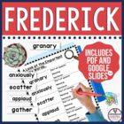 Frederick Guided Reading Unit by Leo Lionni Mice Theme