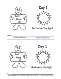 Free Emergent Reader - God Made Us from Charlotte's Clips