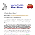 Free: GREAT Social Studies Tool- History Theater