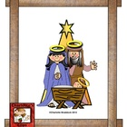 Free Nativity Clip art