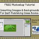 Free Photoshop Tutorial - Self-Publishing Class Books