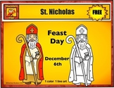 Free St. Nicholas Clipart from Charlotte's Clips