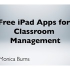 Free iPad Apps for Classroom Management
