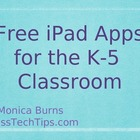 Free iPad Apps for the K-5 Classroom