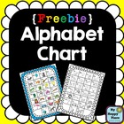 {Freebie} Cheerful Colors Classroom Decor: Alphabet Chart