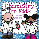 Chemistry for Kids {Aligns with NGSS 5-PS1-4}