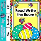 {Freebie} Easter-themed Read Write the Room