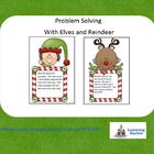 Freebie Problem Solving With Elves and Reindeer