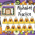 Freeze Dance Alphabet - Candy Monsters