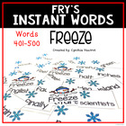 Freeze Out - A Sight Word Game