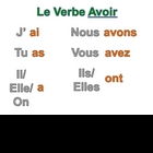 French Avoir Expresions Powerpoint Vocabulary and Activities