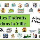 French City Location Listening Activities Powerpoint